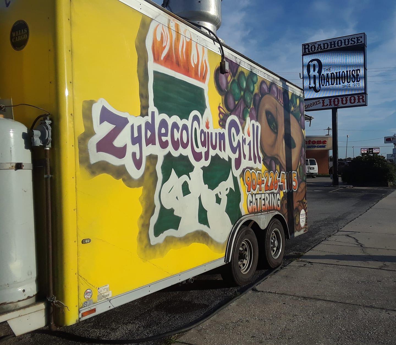 Zydeco Cajun Grill Food Truck