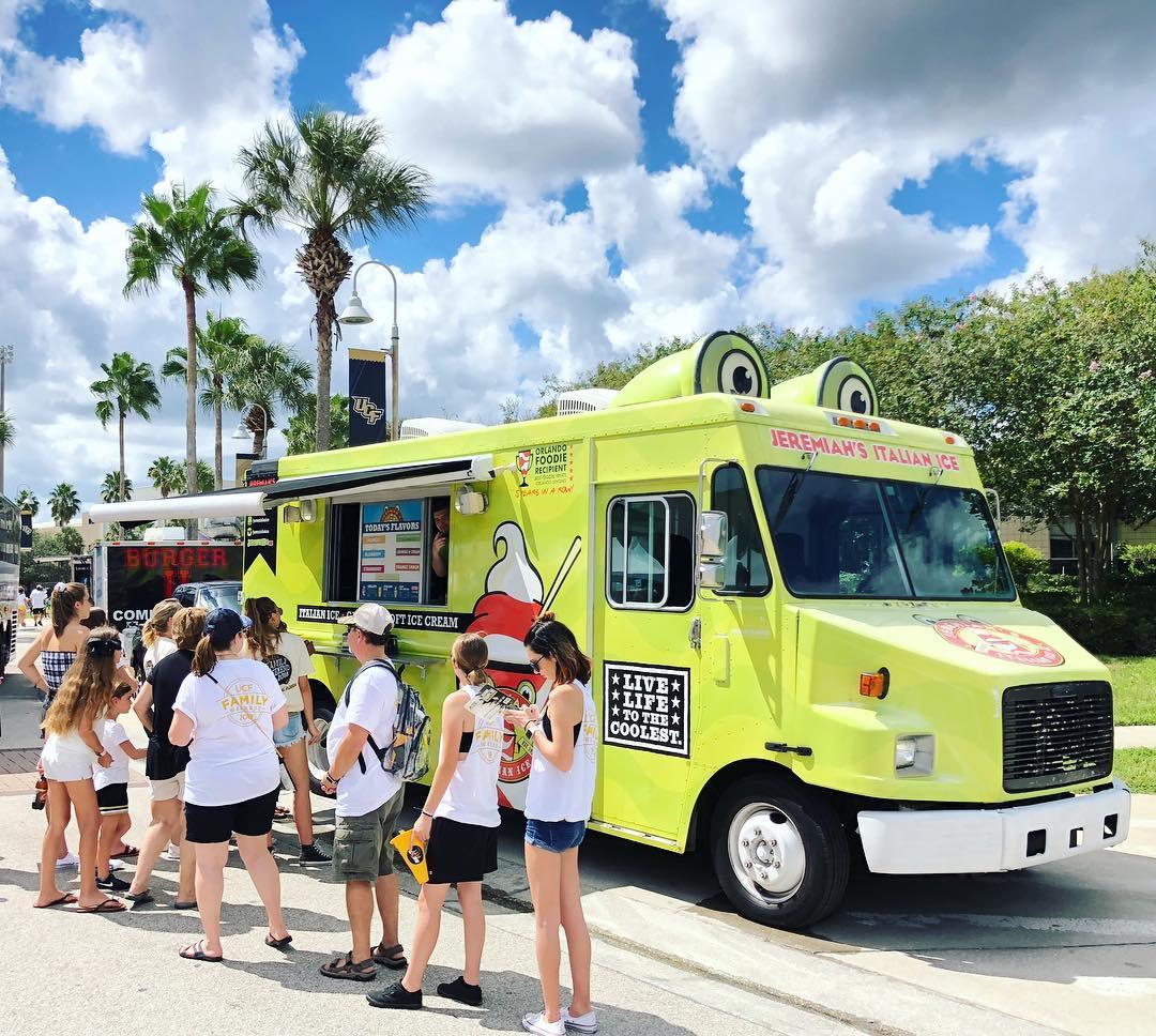 Jeremiah's Italian Ice Food Truck