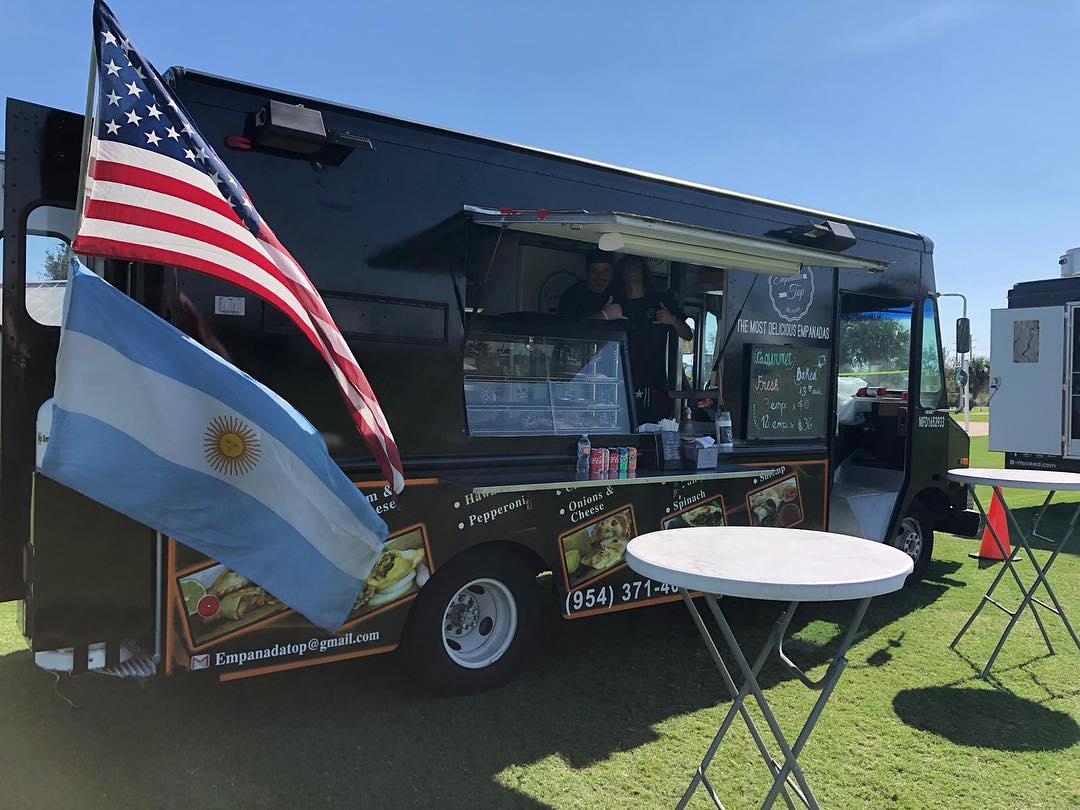 Empanada Top Food Truck