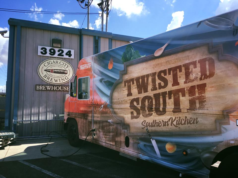 Twisted South Food Truck Food Truck