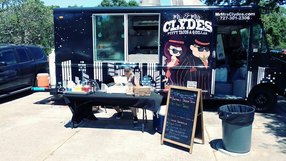 Mr. & Mrs. Clydes Unique Tacos & Quesadillas Food Truck