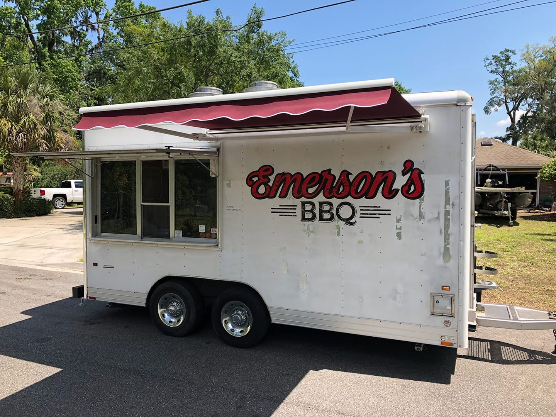 Emerson's BBQ Food Truck