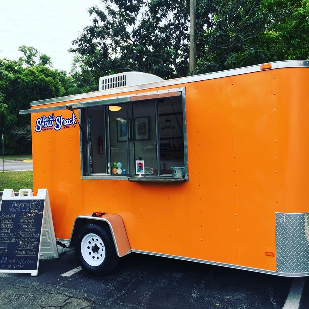 Charlie's Snow Shack Food Truck