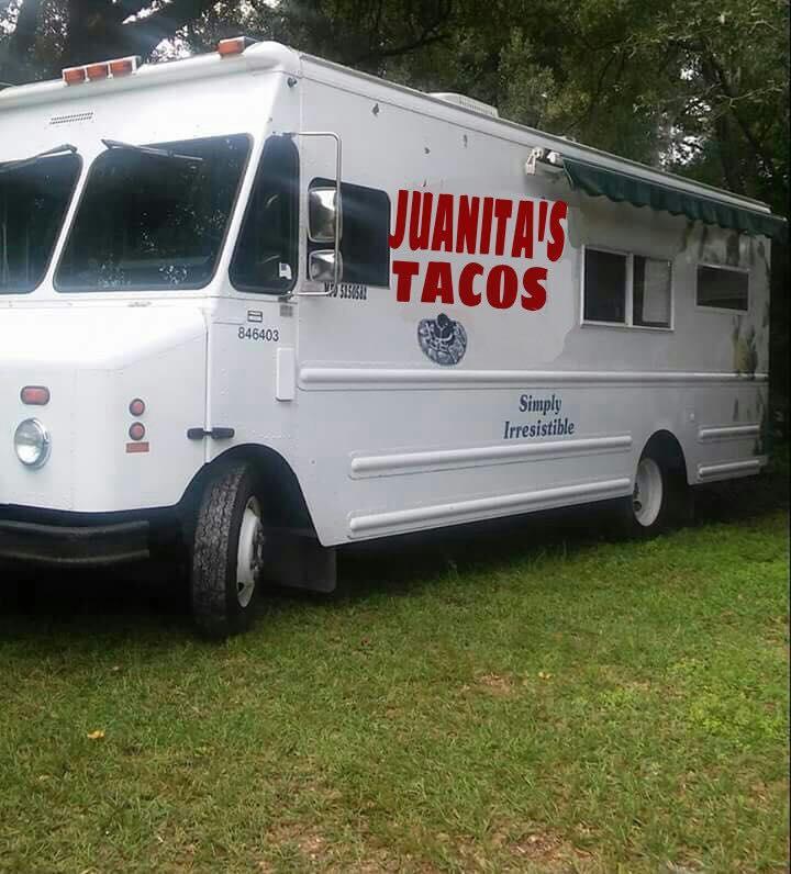 Juanita's Tacos food truck