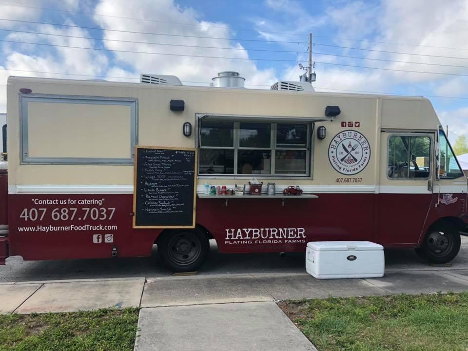 Hayburner Food Truck Food Truck