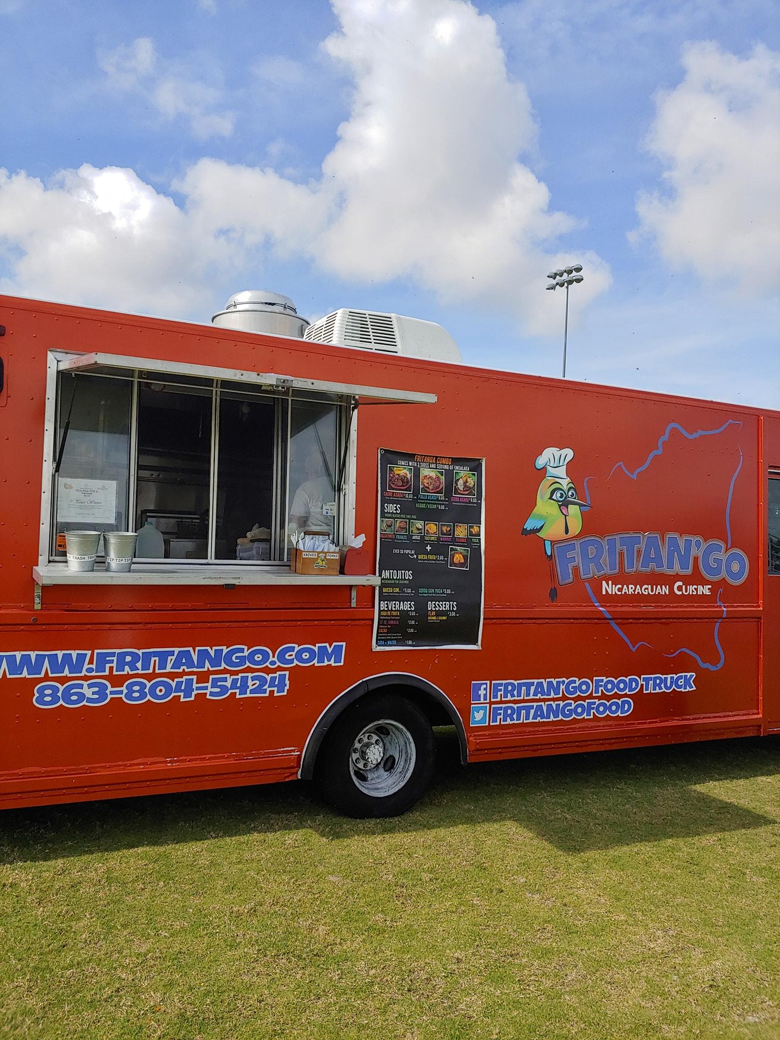Fritan'Go Food Truck Food Truck