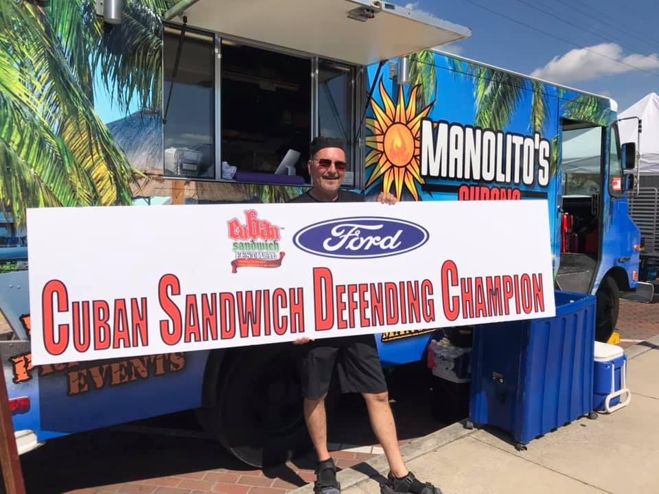 Manolito's Food Truck Food Truck