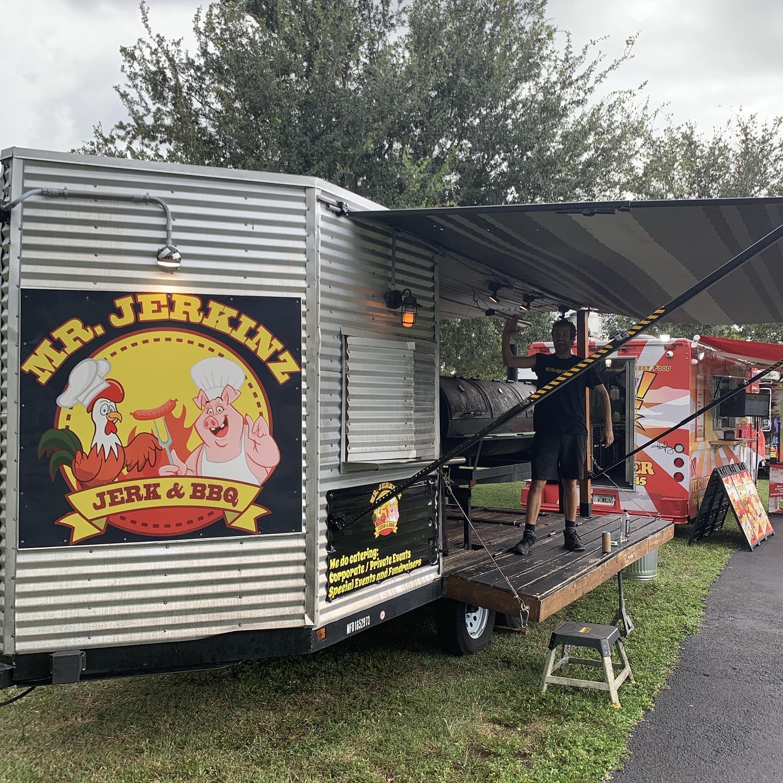 Mr. Jerkinz Jerk and BBQ Food Truck