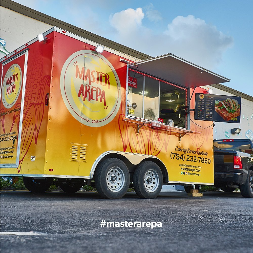 Master Arepa Food Truck