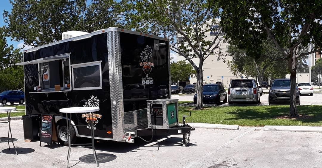 Island Vibez Grill Food Truck