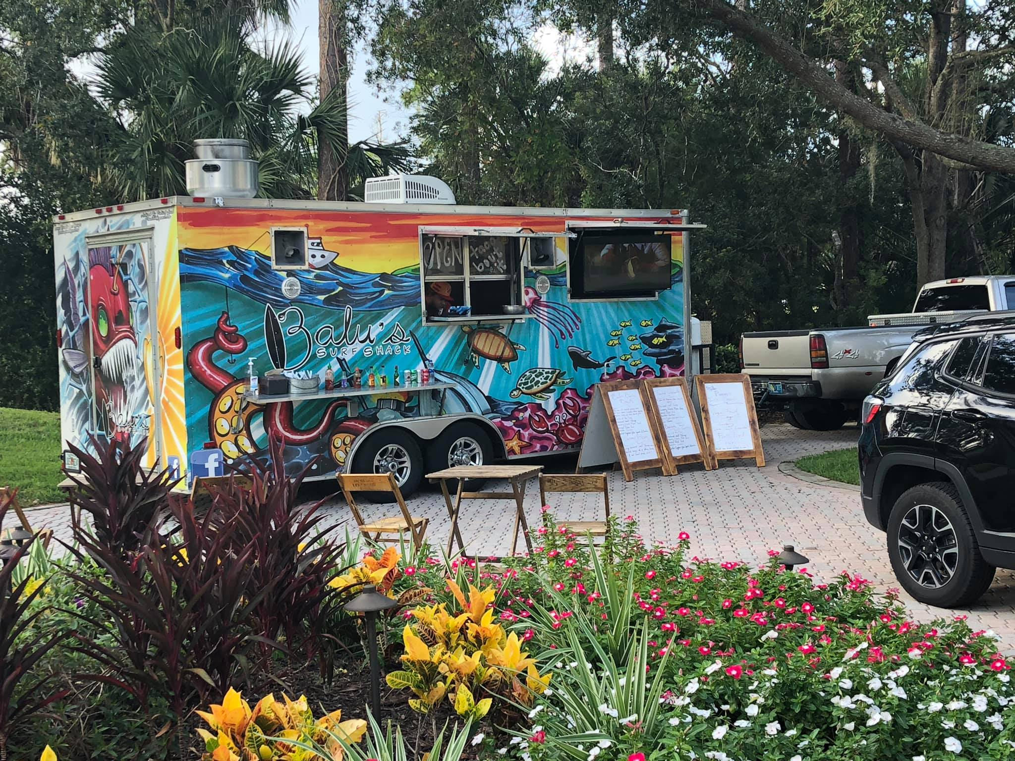 Balu's Surf Shack Food Truck