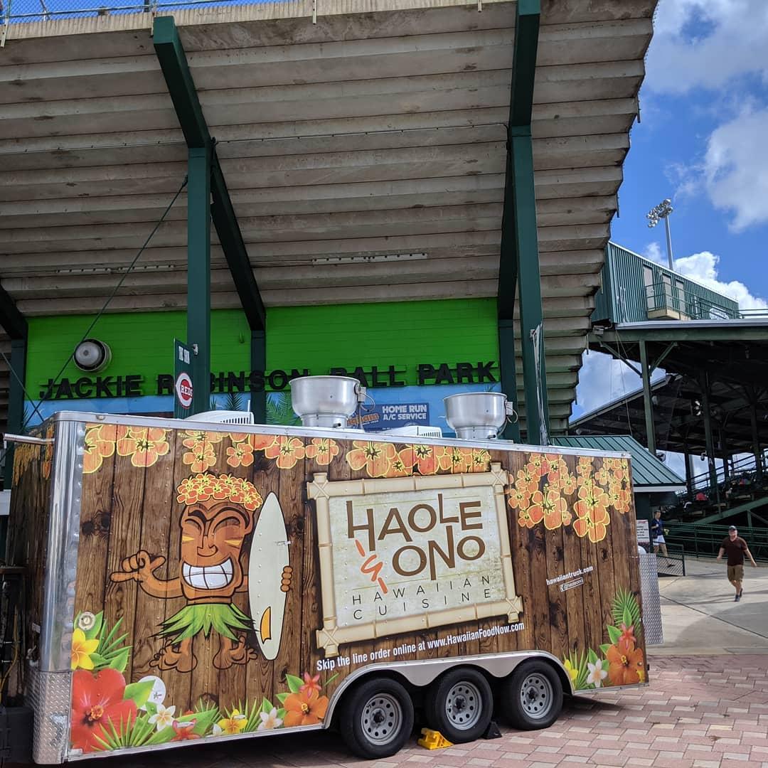 Haole & Ono Hawaiian Cusine food truck