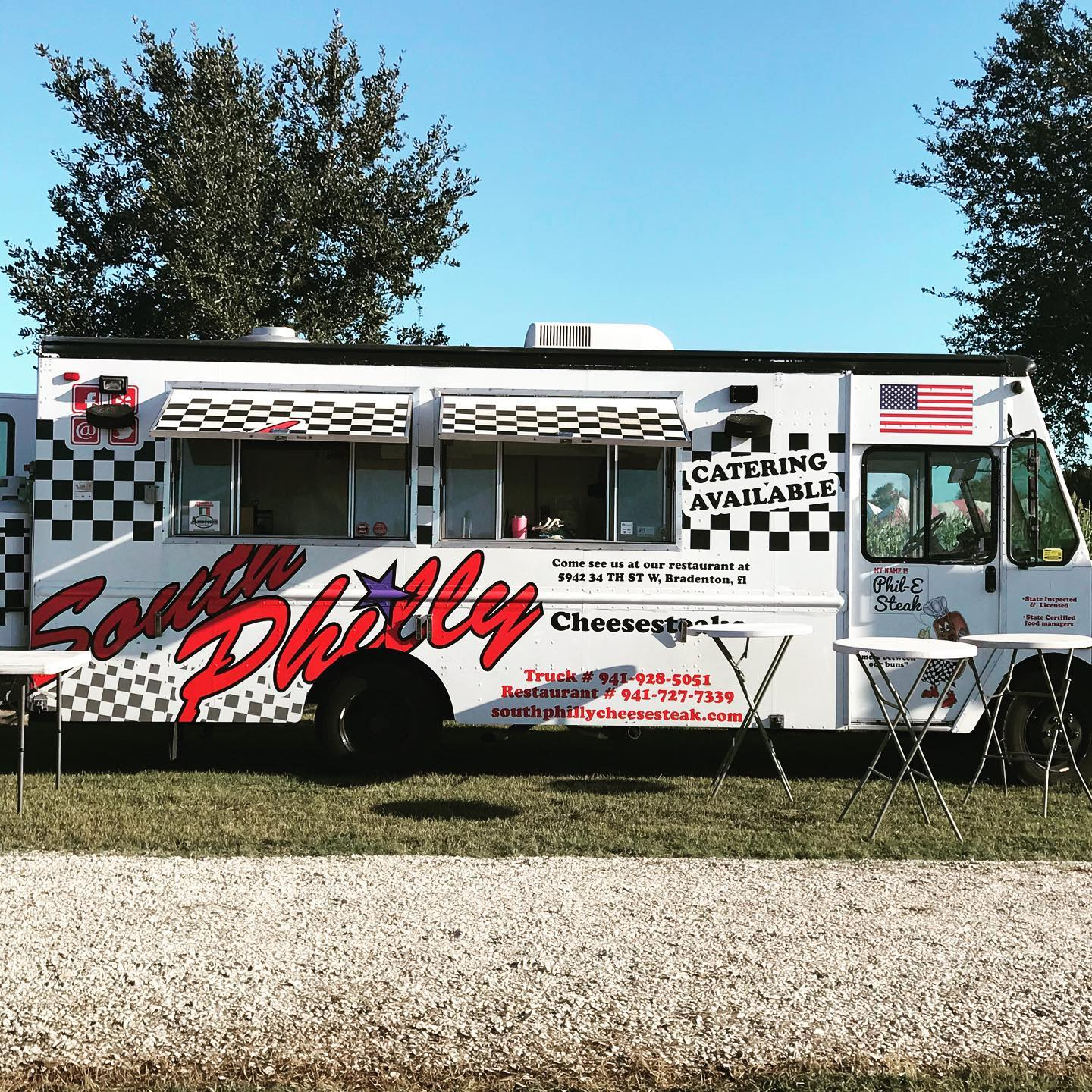 South Philly Cheesesteaks Food Truck