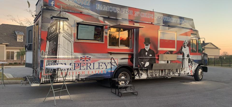 The British Eatery Food Truck