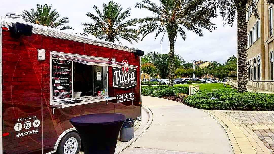 Vucca Street Food Food Truck