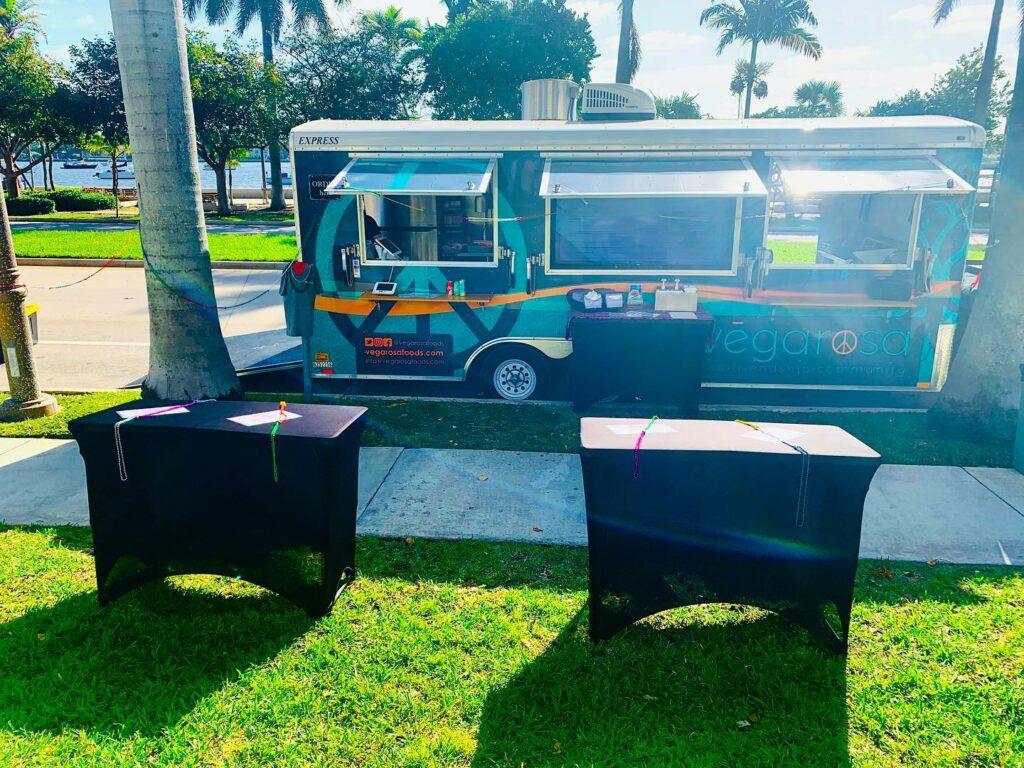 vēgarosa Food Truck
