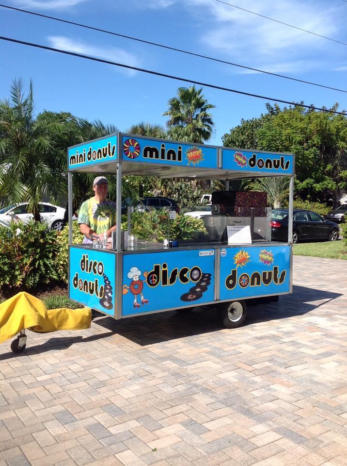 Disco Donuts Food Truck