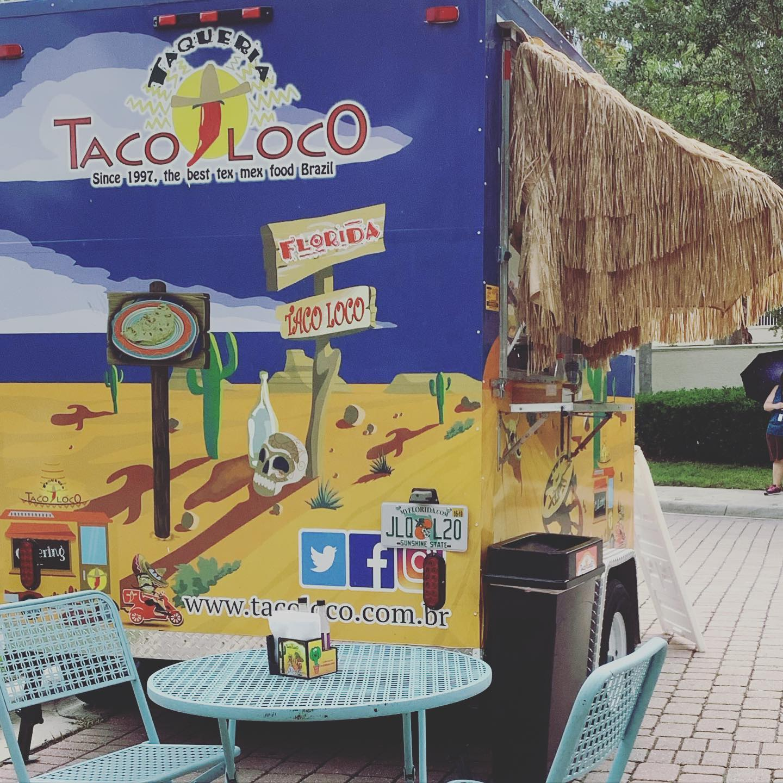 Taco Loco Fresh Foods Food Truck