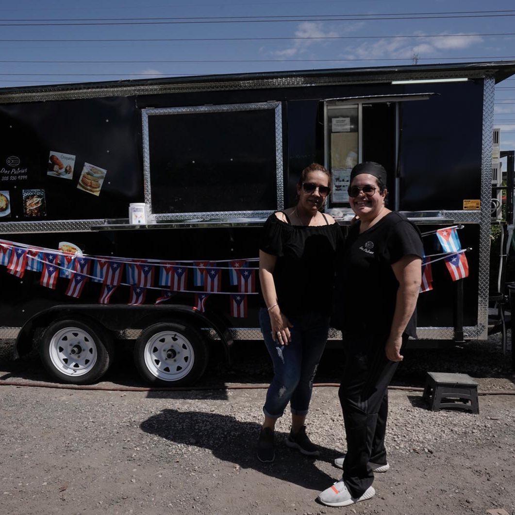 Dos Patrias Food Truck