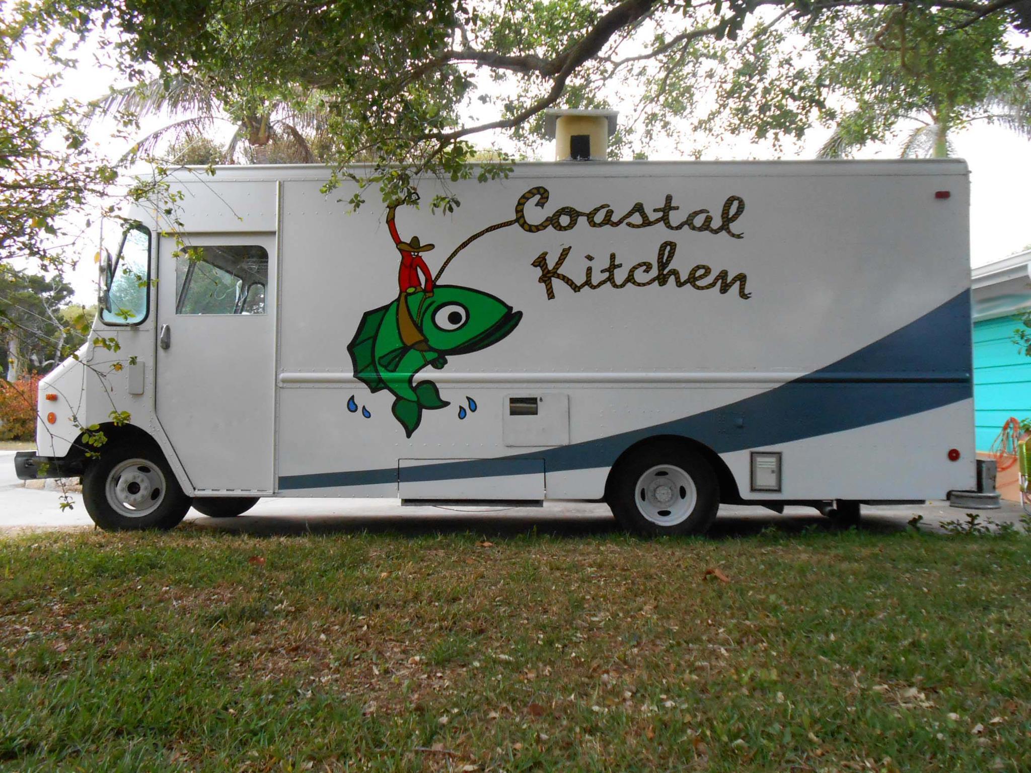 Coastal Kitchen Food Truck Food Truck