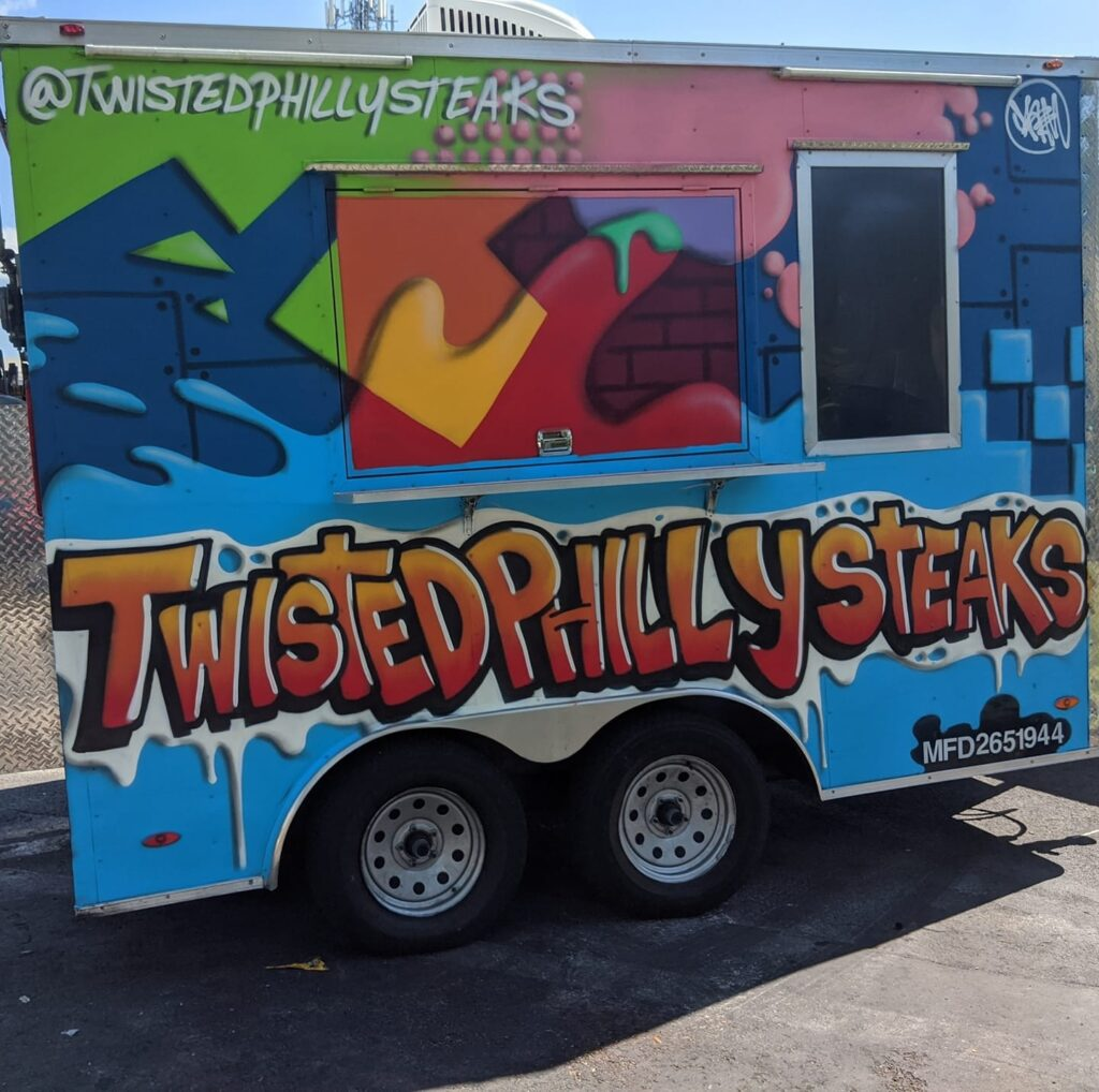 Twisted Philly Steaks Food Truck