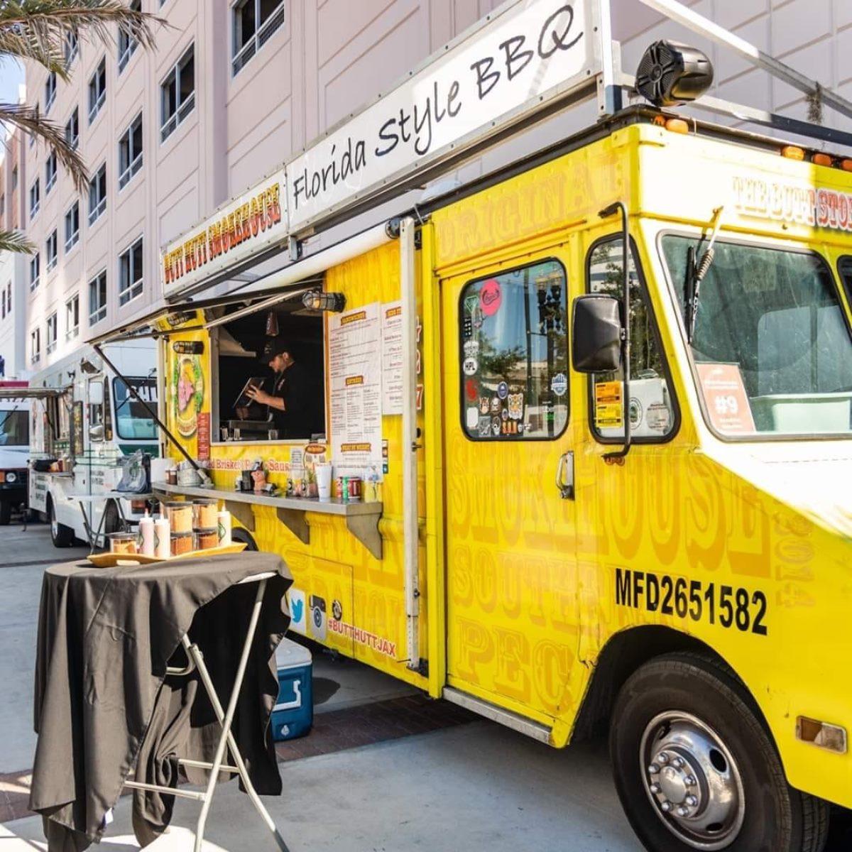 The Butt Hutt Smokehouse Food Truck