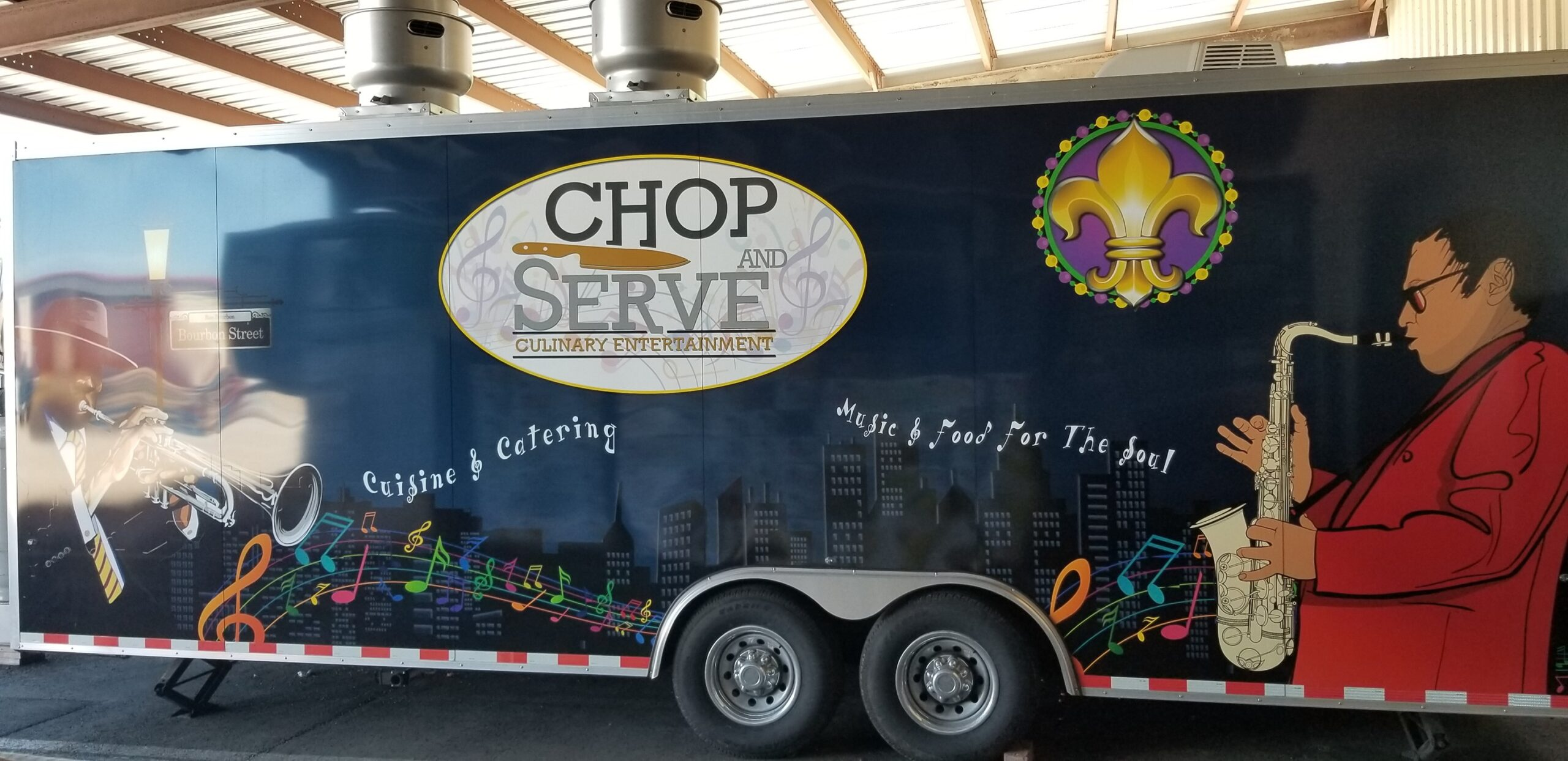 Chop And Serve