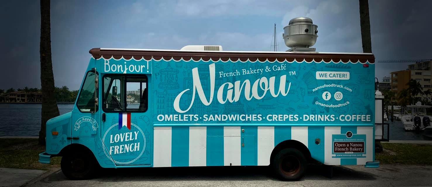 Nanou truck llc Food Truck