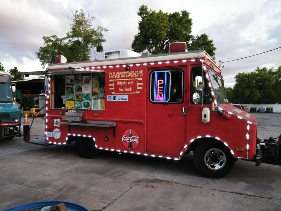 Dagwood's Food Truck Food Truck