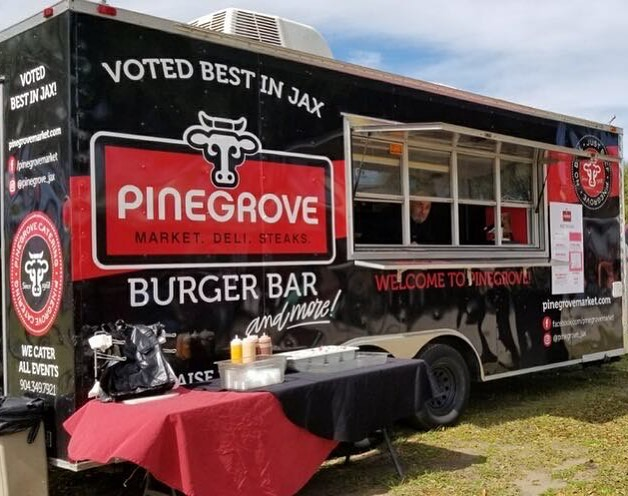 Pinegrove Market and Deli Food Truck