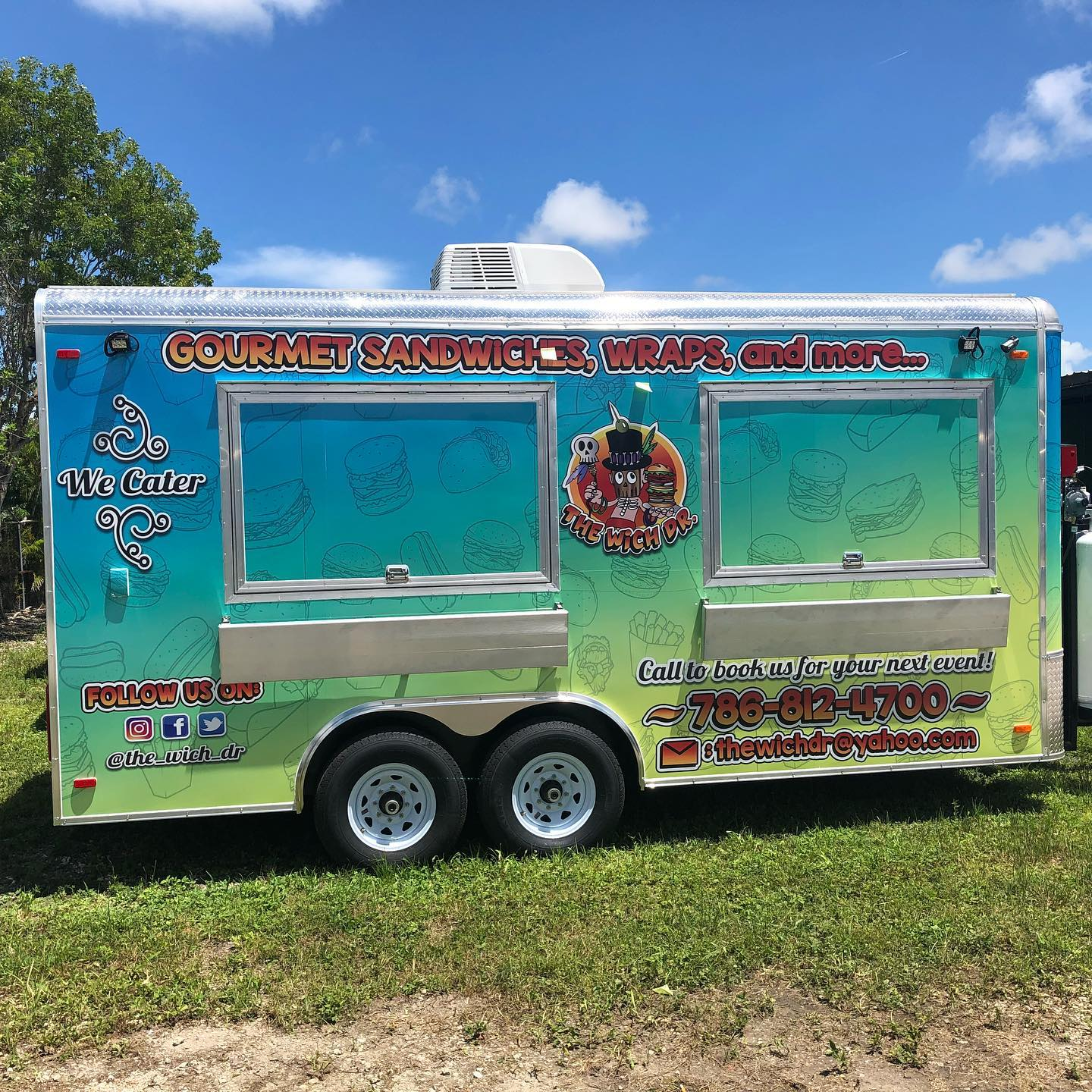 The Wich Dr. Food Truck