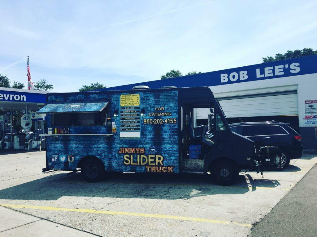 Jimmy's Slider Truck Food Truck