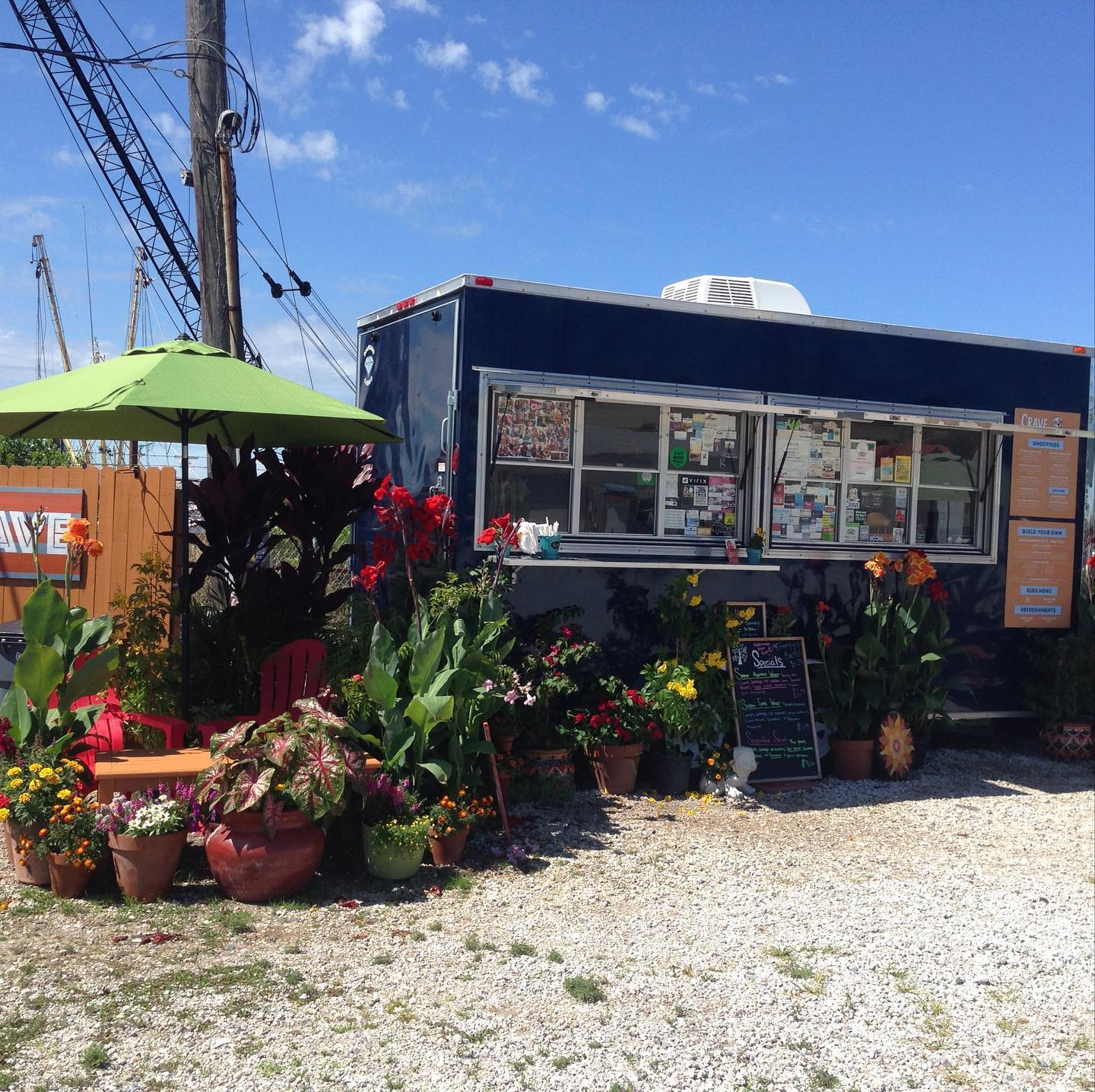 Crave St. Augustine Food Truck