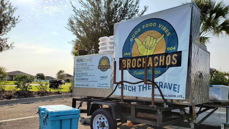 Brochachos Fusion Eats food truck