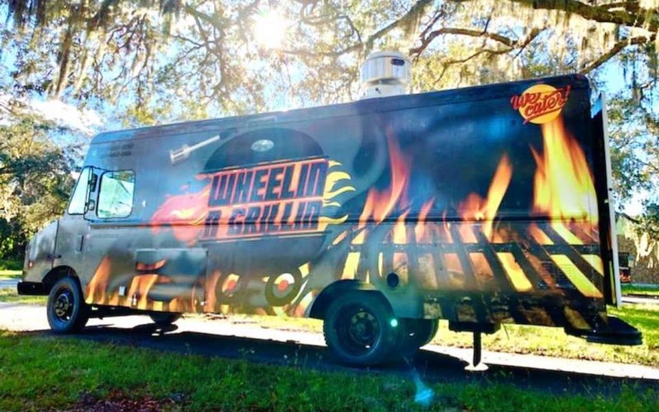 Wheelin n Grillin food truck